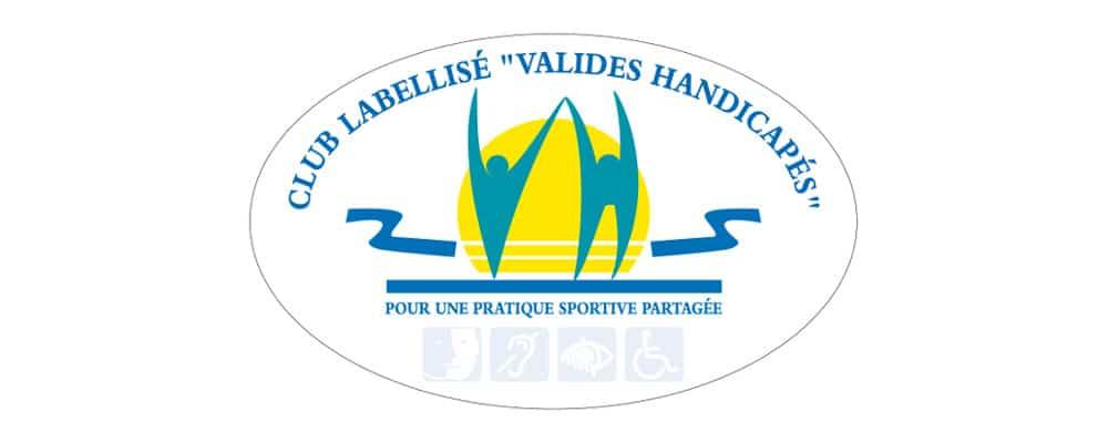 """Label """"Valides Handicapés"""" : 5 nouveaux clubs labellisés"""