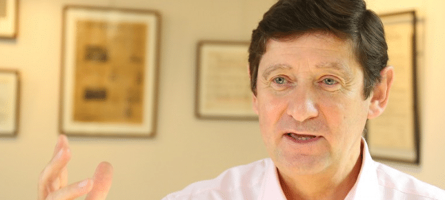 Patrick Kanner, nouveau ministre des sports