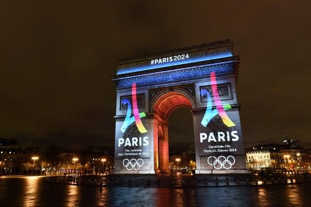 """Le logo """"Paris 2024"""" dévoilé"""