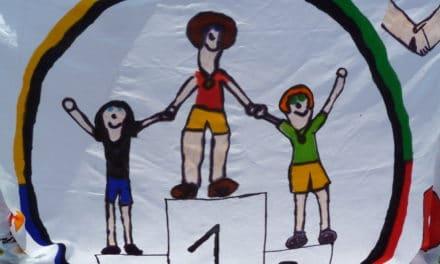 """Des """"classes olympiques"""" pour l'Année de l'Olympisme de l'école à l'université"""
