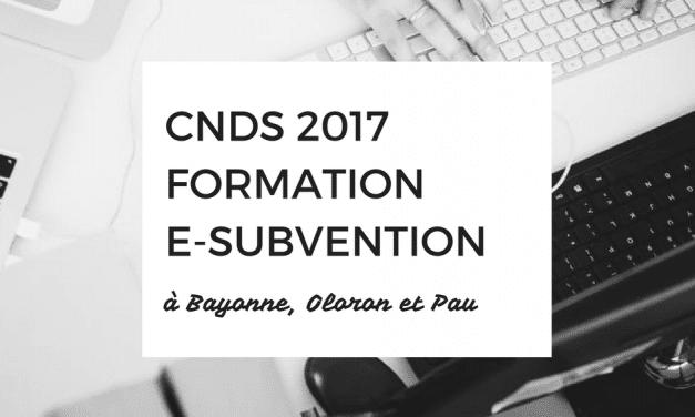Comment déposer une demande CNDS en ligne ?