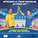 Michelin va soutenir 20 nouveaux athlètes