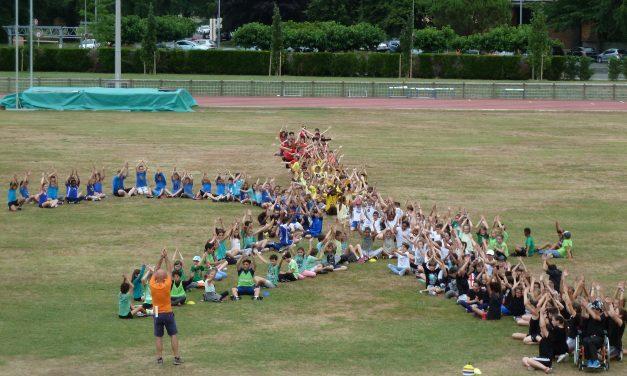 495 élèves en mode Journée Olympique