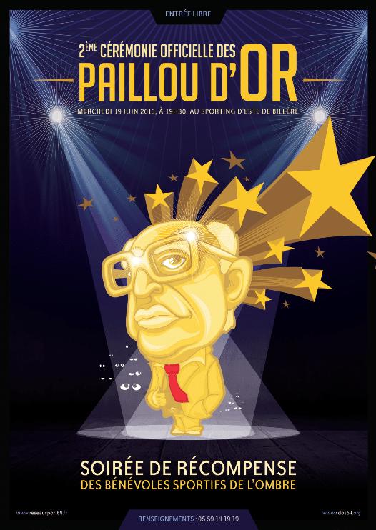 Le film des Paillou d'Or 2013 est en ligne !