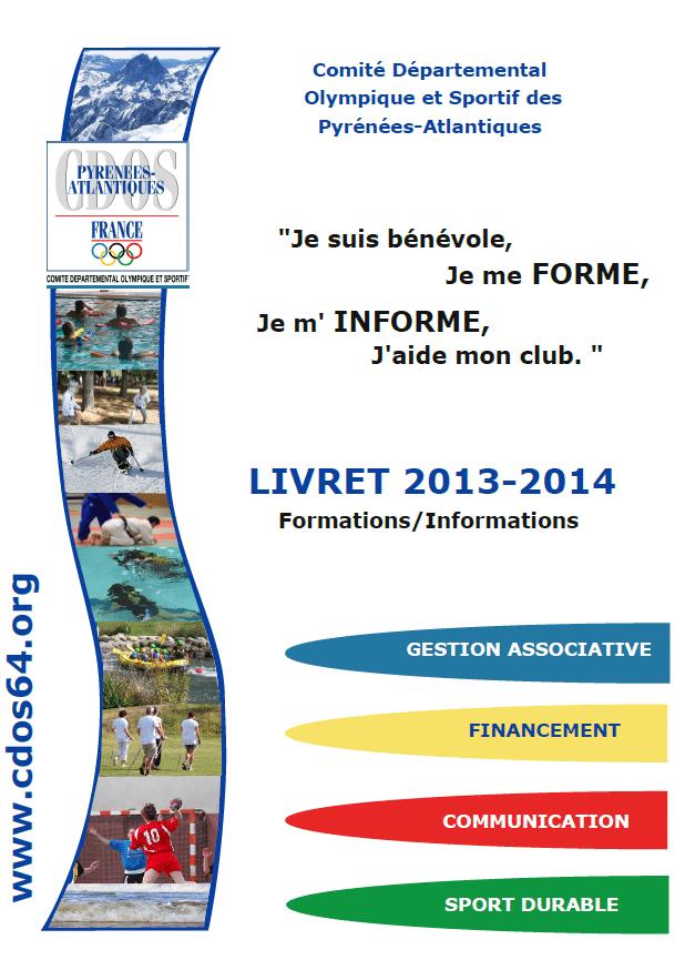 Découvrez notre programme de formation 2013-2014 !