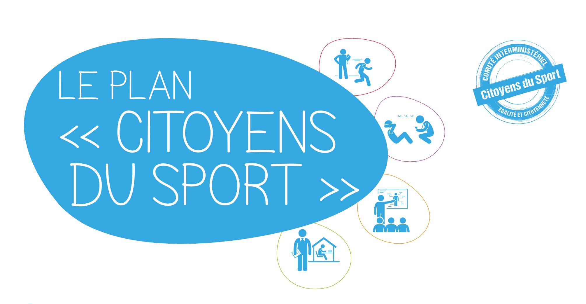 """Le plan """"citoyens du sport"""""""