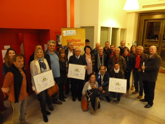 Soirée des Clubs Labellisés «Valides-Handicapés» – Pays Basque