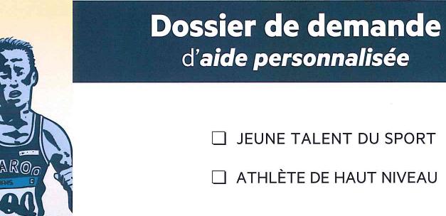 """""""Aide personnalisée"""" 2016"""