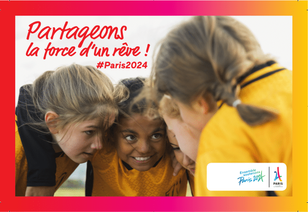 Paris 2024, la force d'un rêve