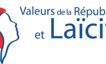 """Formation """"Valeurs de la République et Laïcité"""" les 23 et 24 novembre 2017"""