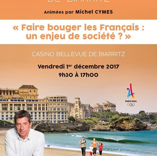 Les Rencontres de Biarritz – Vendredi 1er décembre 2017