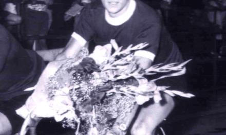 Décès du champion olympique béarnais, Arnaud Geyre