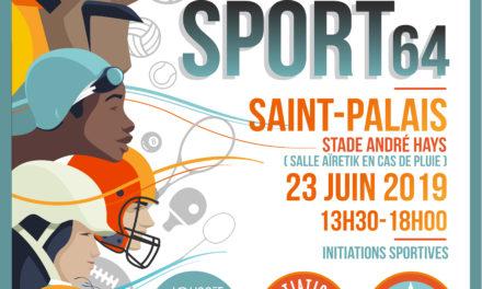 La Journée Olympique célébrée à Pau et Saint Palais