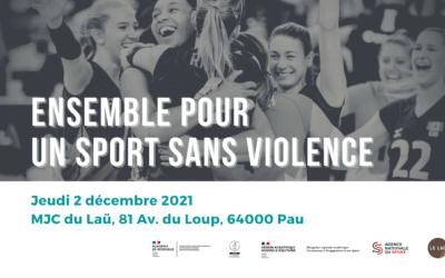 Colloque prévention des violences dans le sport